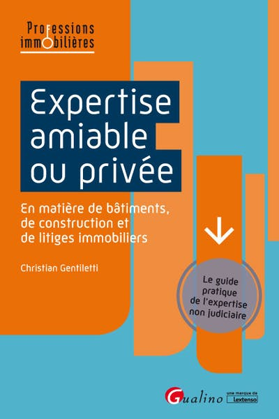 Expertise amiable ou privée