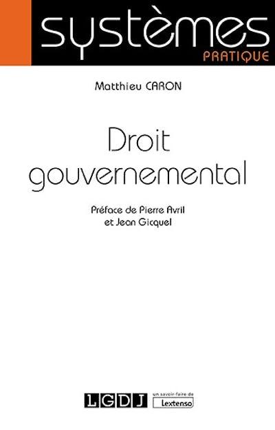 Droit gouvernemental
