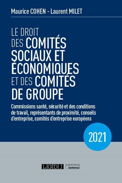 Le droit des comités sociaux et économiques et des comités de groupe (CSE)