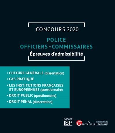 Police - Officiers - Commissaires