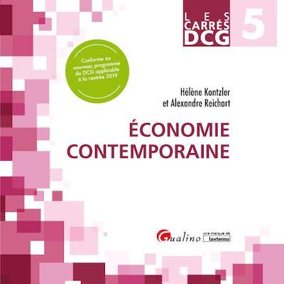 DCG 5 - Économie contemporaine