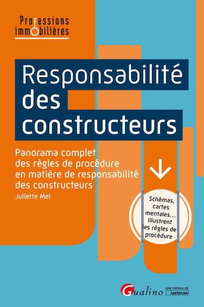 Responsabilité des constructeurs