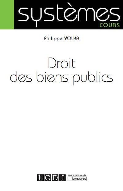 Droit des biens publics