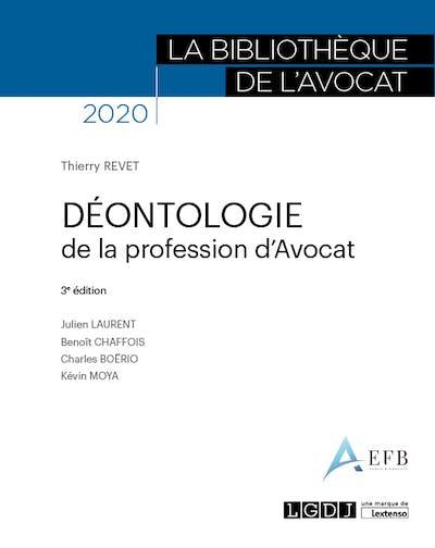 Déontologie de la profession d'avocat