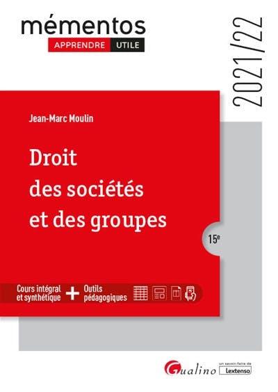 Droit des sociétés et des groupes