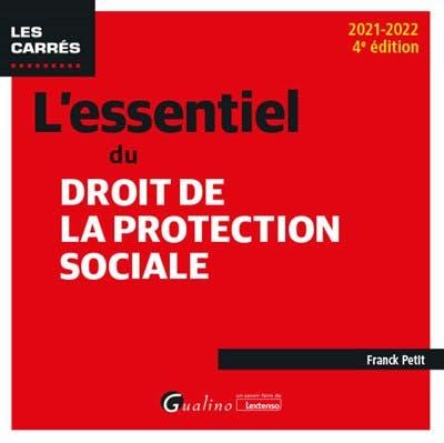 L'essentiel du droit de la protection sociale