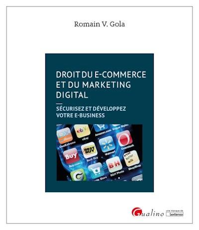 Droit du e-commerce et du marketing digital