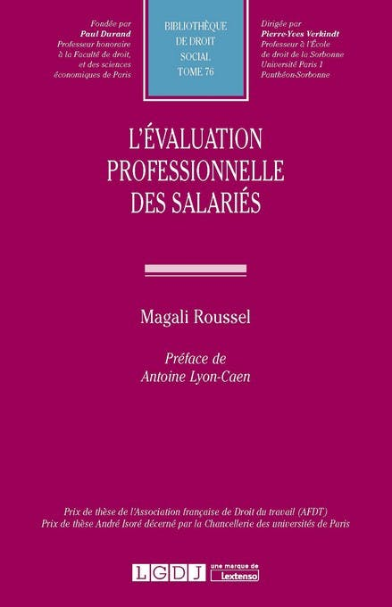 l u0026 39  u00e9valuation professionnelle des salari u00e9s