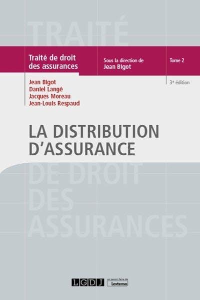 La distribution d'assurance
