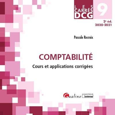 Carrés DCG 9 - Comptabilité