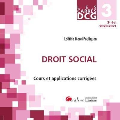 DCG 3 - Droit social